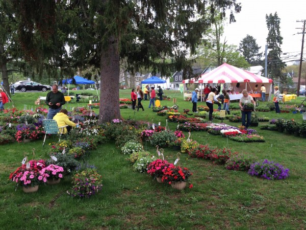 Cornwall Garden Club Annual Plant Sale