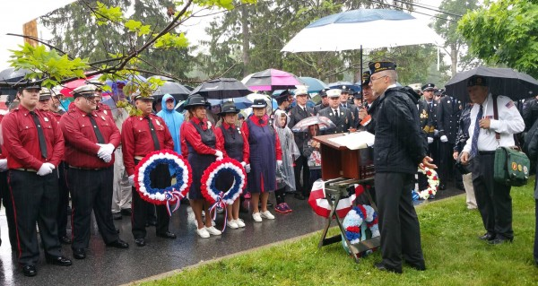 American Legion Post 353 Memorial Day Parade and Tribute